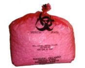 WCM EHS Red Bags