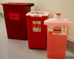 WCM EHS Sharps Waste
